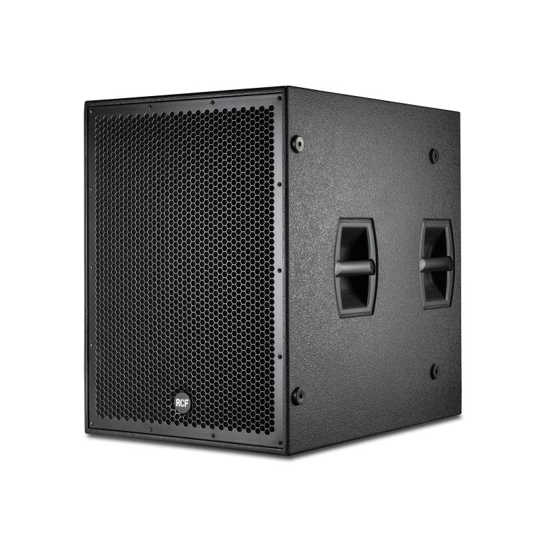 rcf sub 8005 as enceinte caisson de basse amplifi. Black Bedroom Furniture Sets. Home Design Ideas