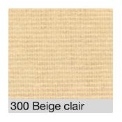 Coton Gratté BEIGE CLAIR 300 pour habillage scènique