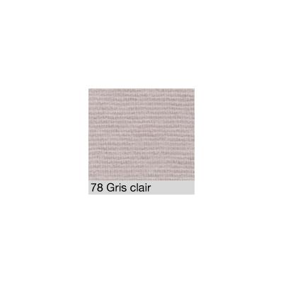DISTRI SCENES - Coton Gratté GRIS CLAIR 78 pour habillage scènique