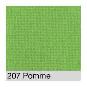 Coton Gratté VERT POMME 207 pour habillage scènique