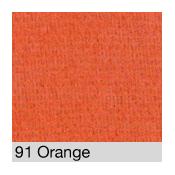 Coton Gratté ORANGE 91 pour habillage scènique M1