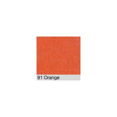 DISTRI SCENES - Coton Gratté VERT ORANGE 91 pour habillage scènique