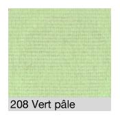 Coton Gratté  VERT PALE 208 pour habillage scènique M1