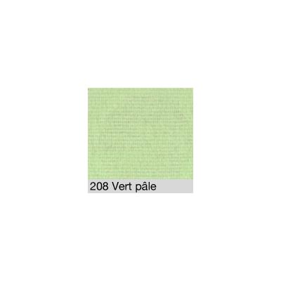DISTRI SCENES - Coton Gratté VERT PALE 208 pour habillage scènique