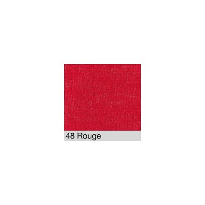 DISTRI SCENES - Coton Gratté ROUGE 48 pour habillage scènique