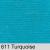 DISTRI SCENES - Coton Gratté TURQUOISE 611 pour habillage scènique