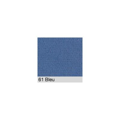 DISTRI SCENES - Coton Gratté BLEU 61 pour habillage scènique