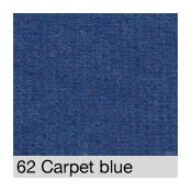 Coton Gratté  CARPET BLUE 62 pour habillage scènique M1