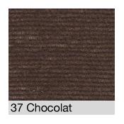 Coton Gratté  CHOCOLAT 37 pour habillage scènique M1