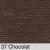 DISTRI SCENES - Coton Gratté CHOCOLAT 37 pour habillage scènique