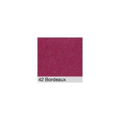 DISTRI SCENES - Coton Gratté BORDEAUX 42 pour habillage scènique
