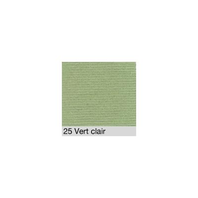 DISTRI SCENES - Coton Gratté VERT CLAIR 25 pour habillage scènique
