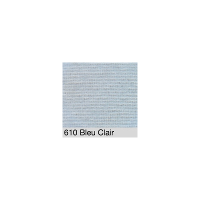 DISTRI SCENES - Coton Gratté BLEU CLAIR 610 pour habillage scènique