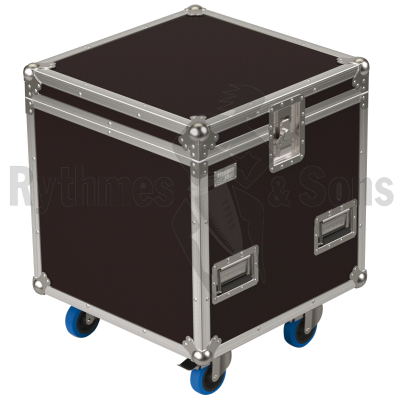 FLIGHT CASE SERIE CLASSIQUE 600x600x600