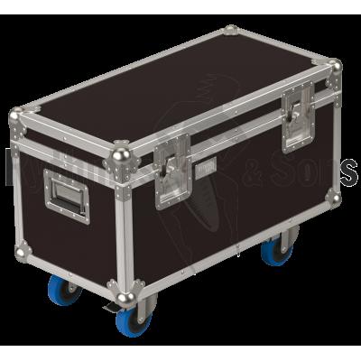 FLIGHT CASE SERIE CLASSIQUE 800x400x400