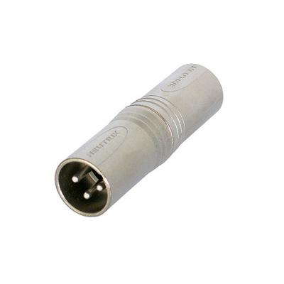 Adaptateur XLR 3 poles Mâle / XLR 3 poles Mâle Format connecteur