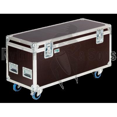 FLIGHT CASE SERIE CLASSIQUE 1200x500x500 fibre
