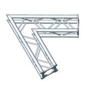 Angle 60° 2 départs 0m80 x 0m80 - ASC2521