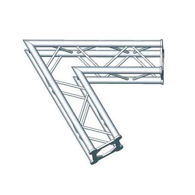 Angle 60° 2 départs 0m80 x 0m80 - 57ASC2521
