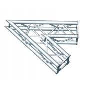 Angle 45° 2 départs 0m80 x 0m80 - ASC2520