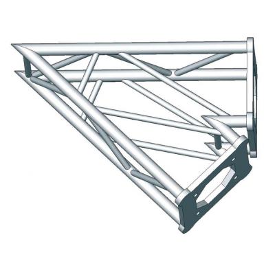 Angle 45° 2 départs 0m40 x 0m40 - 57ASC1520