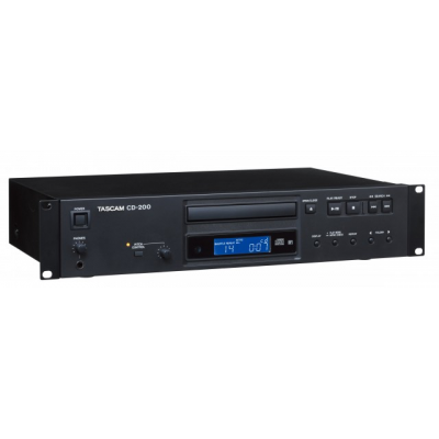 Lecteur CD MP3 Rackable - CD-200