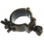Collier pour tube 48 - 51 mm, charge 100kg Noir