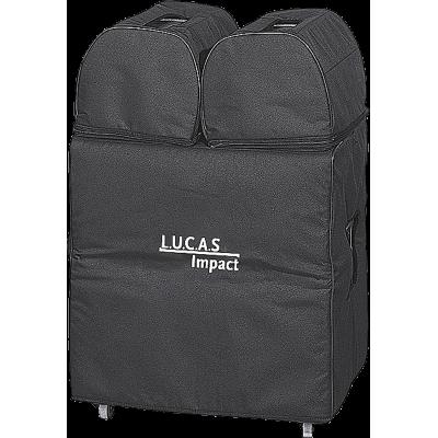 Jeu de 3 housses de protection pour LUCAS IMPACT