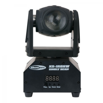 Mini Moving LED XS-1RGBW