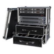 Flight case pour Micros HF 2