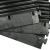 Passage de Câble 3 Canaux avec Couvercle noir - Defender Mini