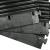 Passage de Câble 6 Canaux avec Couvercle noir - Defender NANO