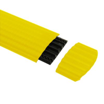 Sortie de Câble jaune pour Passage de Câble 4 Canaux DEFENDER OFFICE