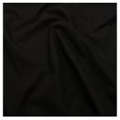 Coton Gratté NOIR pour habillage scènique