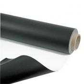 Tapis de danse réversible PVC Noir/Blanc Noir/Gris Larg. 1.50m (Au mètre)