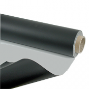 Tapis de danse réversible PVC Noir/Gris Largeur 2M Longueur au choix