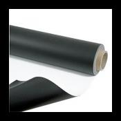 Tapis de danse réversible PVC Noir/Gris Larg. 1.50m (Au mètre)
