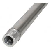 Tube manchonné Renforcé Aluminium ASD Longueur au choix - FX50