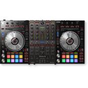 DDJ-SX3 Contrôleur DJ 4 voies pour Serato DJ Pro