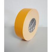Ruban Adhésif Gaffer Couleur JAUNE 50 mm x 50 m