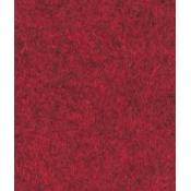 Rouleau de moquette aiguilletée DARK RED