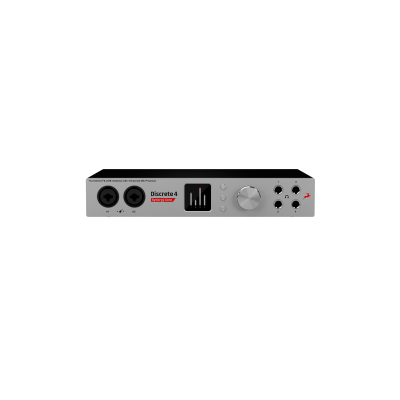 Discrete 4 Synergy Core Interface audio