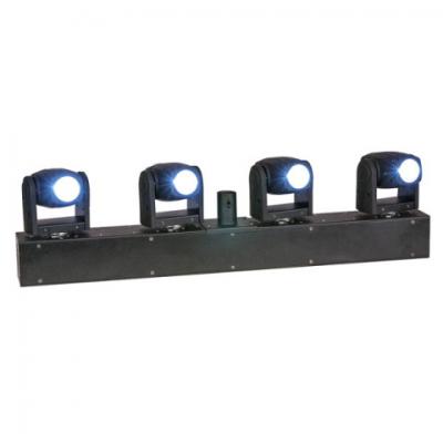 XS-4W Quad Beam effet lumineux LED